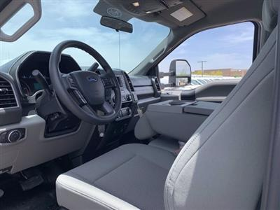 2019 Ford F-550 Regular Cab DRW 4x2, Scelzi Platform Body #KDA25990 - photo 9