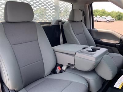 2019 Ford F-550 Regular Cab DRW 4x2, Scelzi WFB Platform Body #KDA25990 - photo 9