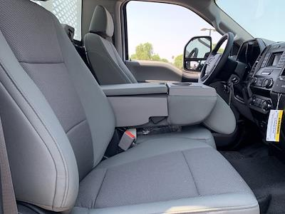 2019 Ford F-550 Regular Cab DRW 4x2, Scelzi WFB Platform Body #KDA25990 - photo 11