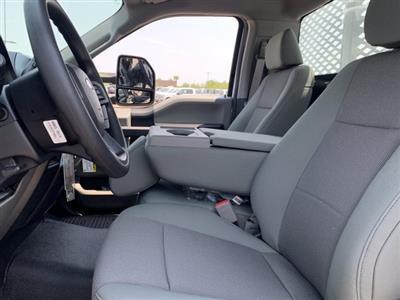 2019 Ford F-550 Regular Cab DRW 4x2, Scelzi WFB Platform Body #KDA25990 - photo 12