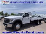 2019 Ford F-550 Regular Cab DRW 4x2, Scelzi Platform Body #KDA25990 - photo 15