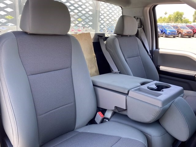 2019 Ford F-550 Regular Cab DRW 4x2, Scelzi Platform Body #KDA25991 - photo 9