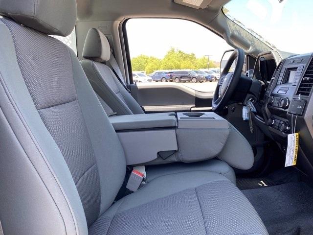 2019 Ford F-550 Regular Cab DRW 4x2, Scelzi Platform Body #KDA25991 - photo 11