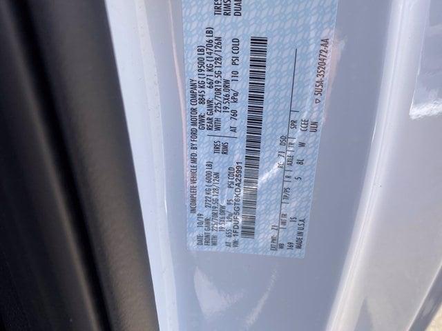 2019 Ford F-550 Regular Cab DRW 4x2, Scelzi Platform Body #KDA25991 - photo 22