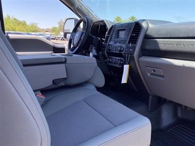 2019 Ford F-550 Regular Cab DRW 4x2, Scelzi Platform Body #KDA25991 - photo 10