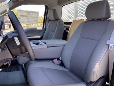 2019 Ford F-550 Regular Cab DRW 4x2, Scelzi Platform Body #KDA25991 - photo 12