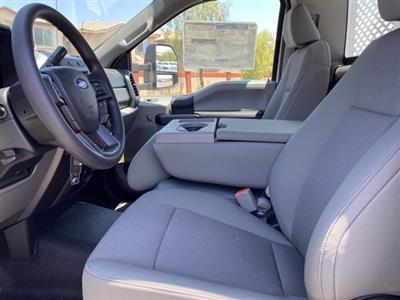 2019 Ford F-550 Regular Cab DRW 4x2, Scelzi Platform Body #KDA25991 - photo 14