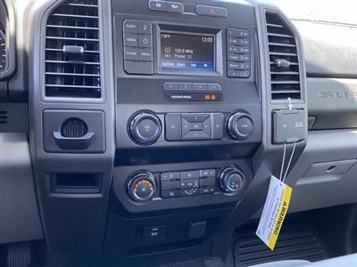 2019 Ford F-550 Regular Cab DRW 4x2, Scelzi Platform Body #KDA25991 - photo 15
