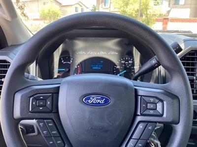 2019 Ford F-550 Regular Cab DRW 4x2, Scelzi Platform Body #KDA25991 - photo 18