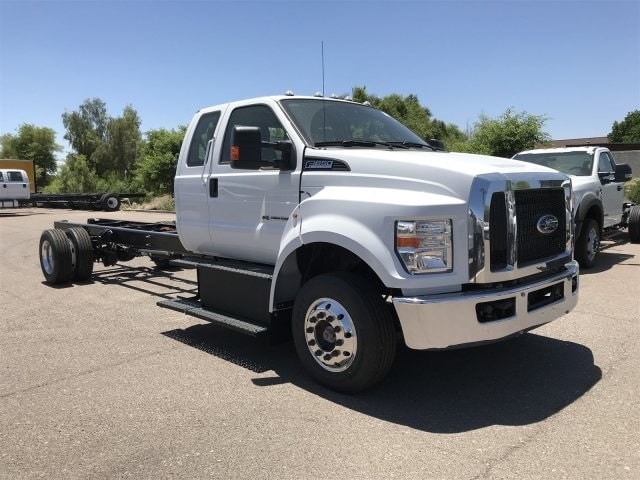 2019 F-650 Super Cab DRW 4x2,  Cab Chassis #KDF05070 - photo 1