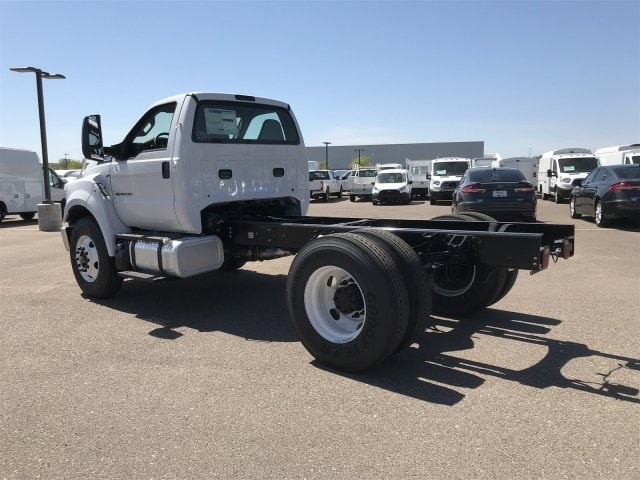 2019 F-750 Regular Cab DRW 4x2,  Cab Chassis #KDF11642 - photo 4