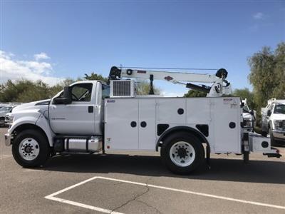 2019 F-750 Regular Cab DRW 4x2, Mechanics Body #KDF11642 - photo 5