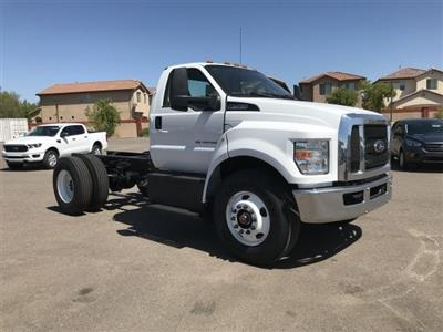 2019 F-750 Regular Cab DRW 4x2,  Cab Chassis #KDF11642 - photo 1