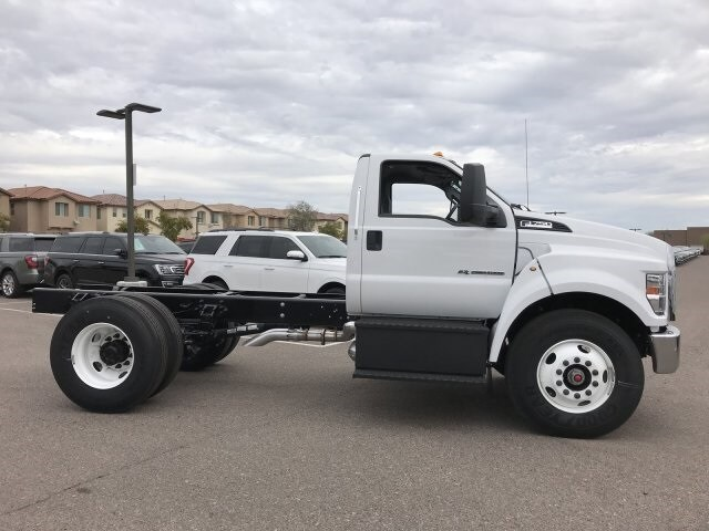 2019 F-750 Regular Cab DRW 4x2, Cab Chassis #KDF12003 - photo 4