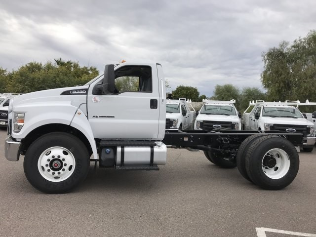 2019 F-750 Regular Cab DRW 4x2, Cab Chassis #KDF12003 - photo 5