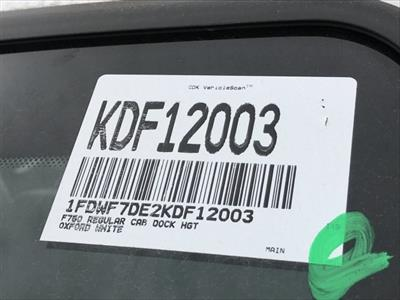 2019 F-750 Regular Cab DRW 4x2, Cab Chassis #KDF12003 - photo 24