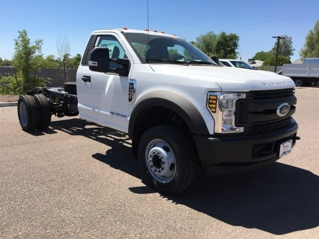 2019 F-450 Regular Cab DRW 4x2,  Cab Chassis #KEC45910 - photo 1