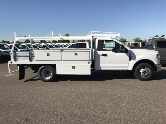 2019 F-350 Regular Cab DRW 4x2,  Scelzi CTFB Contractor Body #KEC52203 - photo 6
