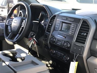 2019 F-350 Regular Cab DRW 4x2,  Scelzi CTFB Contractor Body #KEC52203 - photo 10
