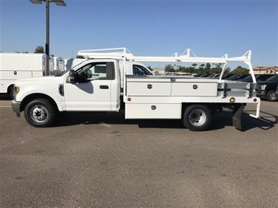 2019 F-350 Regular Cab DRW 4x2,  Scelzi CTFB Contractor Body #KEC52203 - photo 3