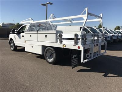 2019 F-350 Regular Cab DRW 4x2,  Scelzi CTFB Contractor Body #KEC52203 - photo 4