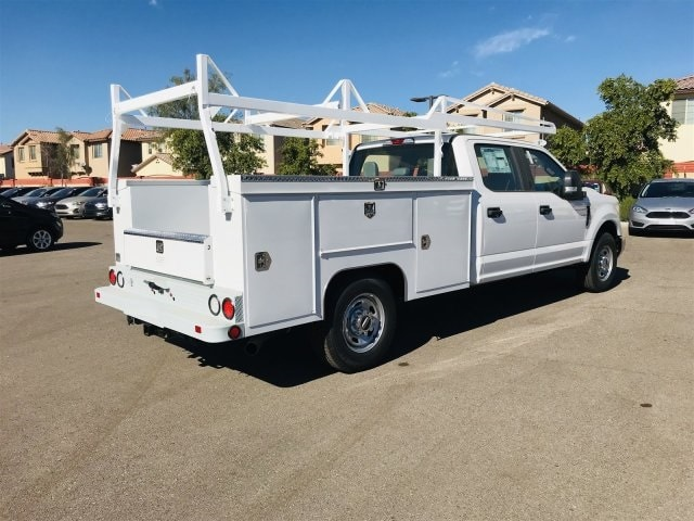 2019 F-250 Crew Cab 4x2,  Scelzi Signature Service Body #KEC52381 - photo 2