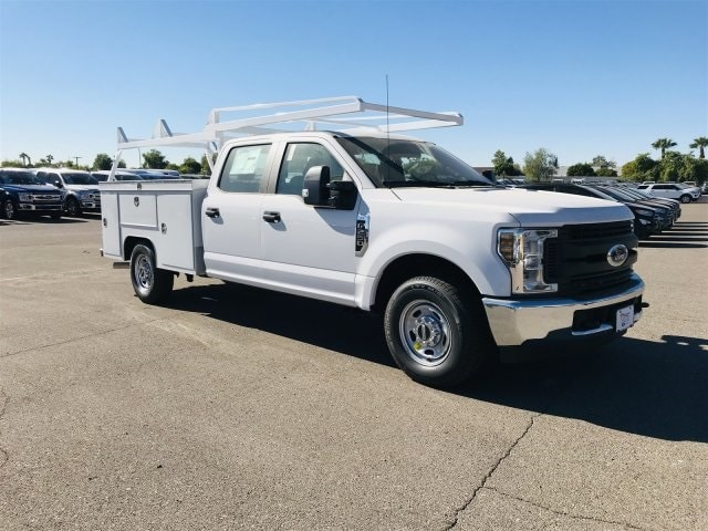 2019 F-250 Crew Cab 4x2,  Scelzi Signature Service Body #KEC52381 - photo 1