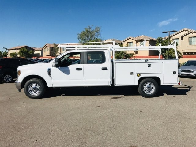 2019 F-250 Crew Cab 4x2,  Scelzi Signature Service Body #KEC52381 - photo 3