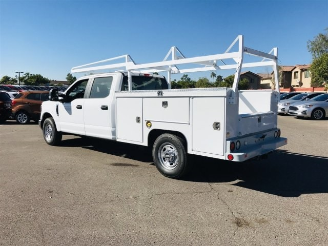 2019 F-250 Crew Cab 4x2,  Scelzi Signature Service Body #KEC52381 - photo 4