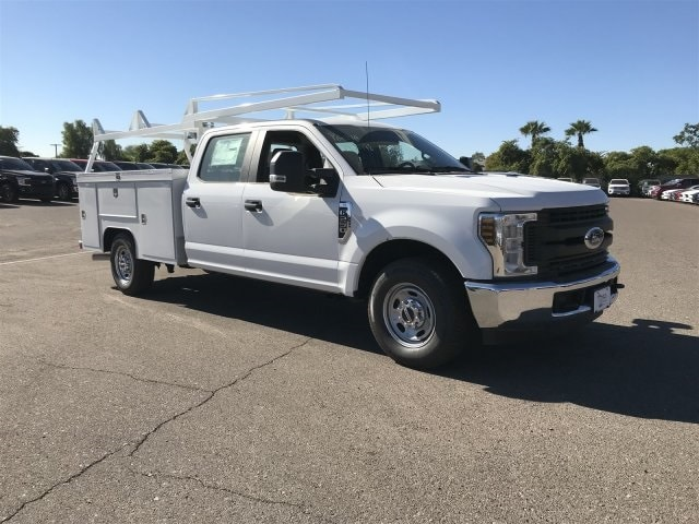2019 F-250 Crew Cab 4x2,  Scelzi Signature Service Body #KEC52382 - photo 1