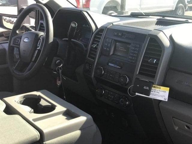 2019 F-350 Crew Cab DRW 4x4,  Scelzi CTFB Contractor Body #KEC84257 - photo 10
