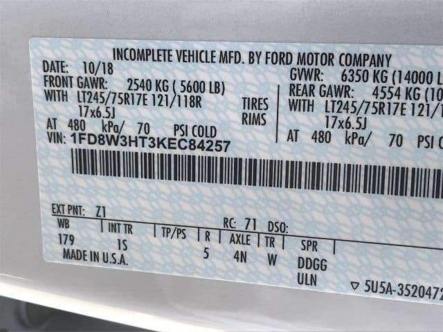 2019 F-350 Crew Cab DRW 4x4,  Scelzi CTFB Contractor Body #KEC84257 - photo 23
