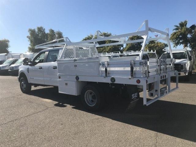 2019 F-350 Crew Cab DRW 4x4,  Scelzi CTFB Contractor Body #KEC84257 - photo 3