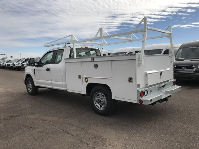 2019 F-250 Super Cab 4x2,  Scelzi Signature Service Body #KED04187 - photo 4
