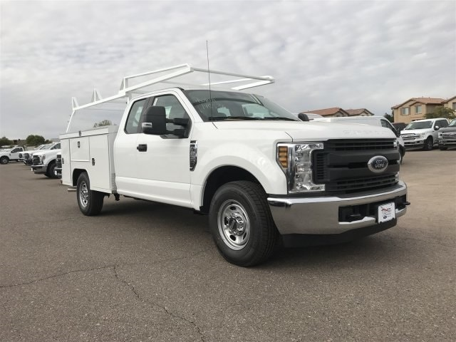 2019 F-250 Super Cab 4x2,  Scelzi Signature Service Body #KED04187 - photo 1
