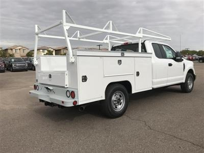 2019 F-250 Super Cab 4x2,  Scelzi Signature Service Body #KED04187 - photo 2