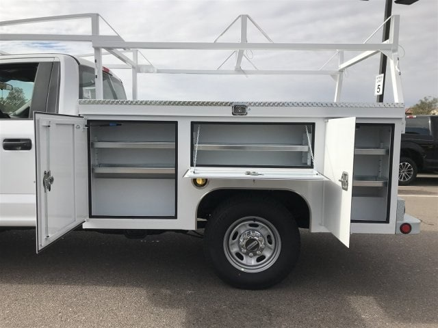 2019 F-250 Regular Cab 4x2,  Scelzi Signature Service Body #KED44227 - photo 5