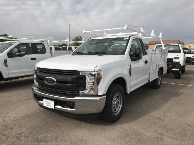 2019 F-250 Regular Cab 4x2,  Scelzi Signature Service Body #KED44227 - photo 24
