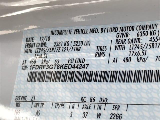 2019 F-350 Regular Cab DRW 4x2,  Scelzi CTFB Contractor Body #KED44247 - photo 20