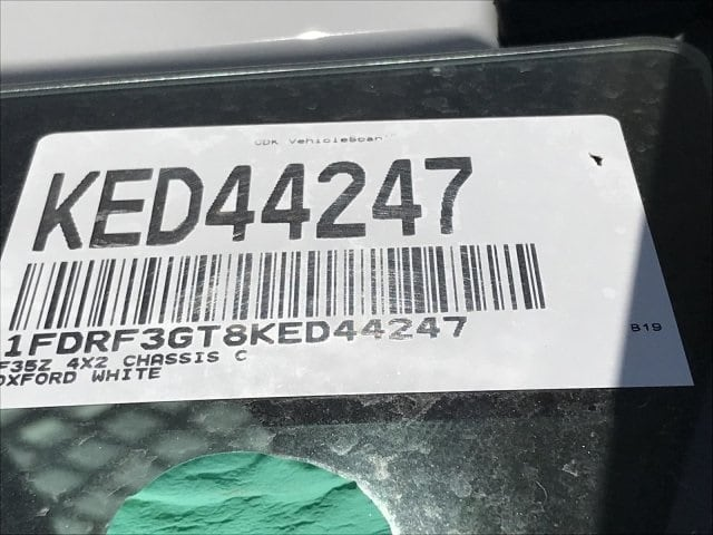 2019 F-350 Regular Cab DRW 4x2,  Scelzi CTFB Contractor Body #KED44247 - photo 21
