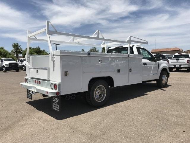 2019 F-350 Regular Cab DRW 4x2,  Scelzi CTFB Contractor Body #KED73286 - photo 5