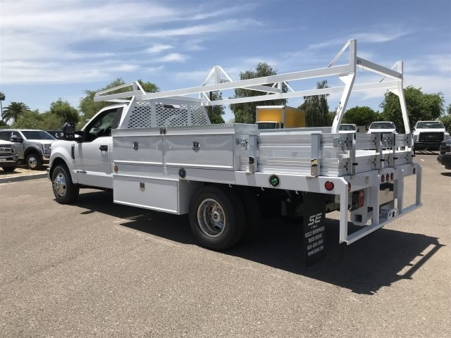 2019 F-350 Regular Cab DRW 4x2,  Scelzi CTFB Contractor Body #KED73286 - photo 3