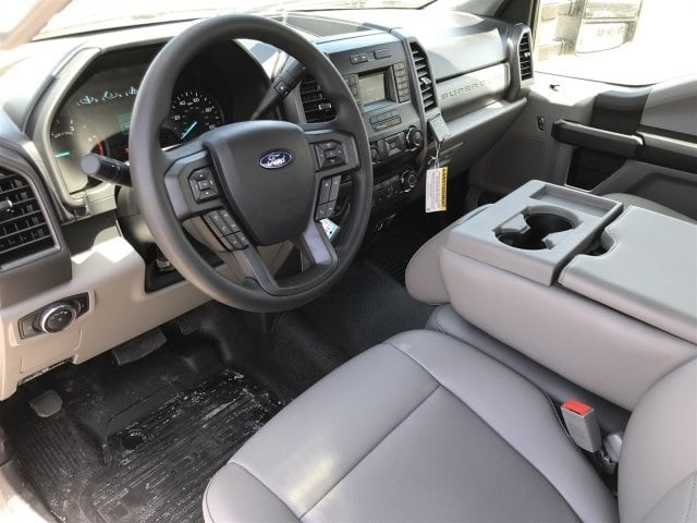 2019 F-350 Regular Cab DRW 4x2,  Scelzi CTFB Contractor Body #KED73286 - photo 11