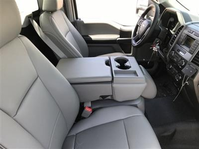 2019 F-350 Regular Cab DRW 4x2,  Scelzi CTFB Contractor Body #KED73286 - photo 9