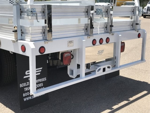 2019 F-350 Regular Cab DRW 4x2,  Scelzi CTFB Contractor Body #KED73287 - photo 4