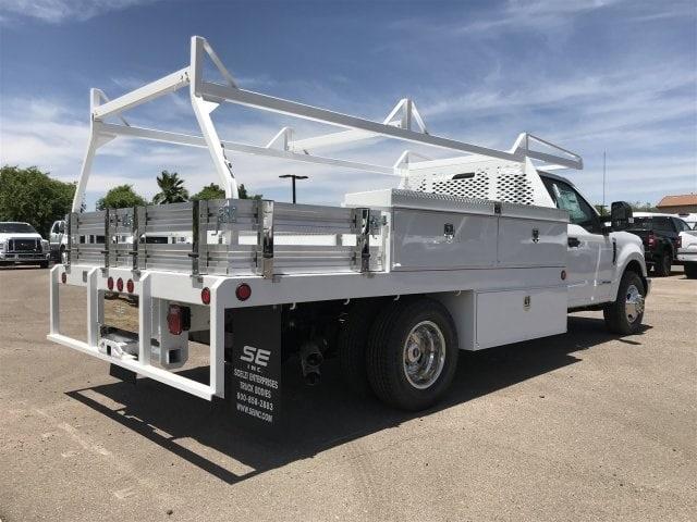 2019 F-350 Regular Cab DRW 4x2,  Scelzi CTFB Contractor Body #KED73288 - photo 2