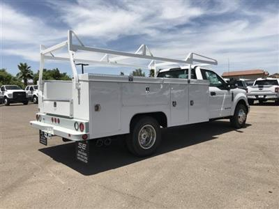 2019 F-350 Regular Cab DRW 4x2,  Scelzi Signature Service Body #KED73289 - photo 2