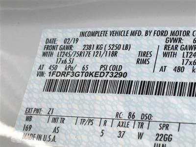 2019 F-350 Regular Cab DRW 4x2,  Scelzi Signature Service Body #KED73290 - photo 21