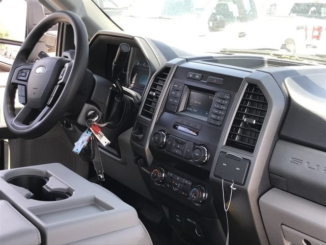 2019 F-350 Regular Cab DRW 4x2,  Scelzi Signature Service Body #KED73292 - photo 11