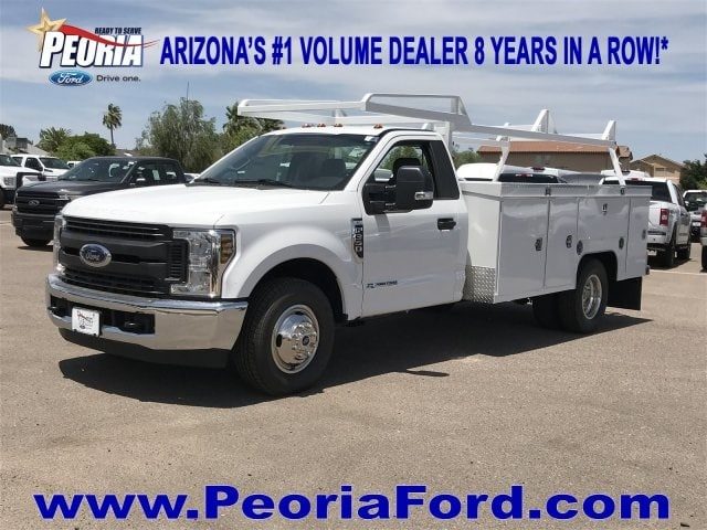 2019 F-350 Regular Cab DRW 4x2,  Scelzi Signature Service Body #KED73292 - photo 1